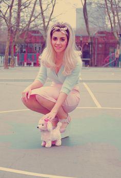 Marina   #style #CandySays