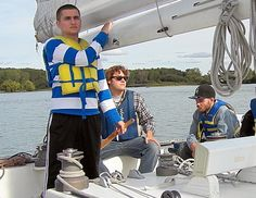 BMC's Project SAIL after school program for students 15-18. Applications are available at http://bayfrontcenter.org/project-sail/