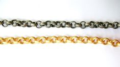 Extender Chain Wholesale Chain Jewelry Finding Oval Link Chain Jewelry Making Bulk Jewelry Making Corrugated Link Chain Bulk Chain