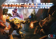 Adrenaline | Image | BoardGameGeek