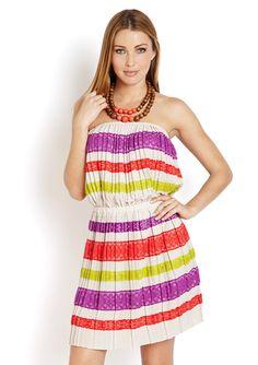 BCBGMAXAZRIA Mateo Strapless Lace Detail Dress 2588274f8