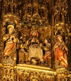 famous paintings of bible stories | The Last Supper, Pierre Dancart , Seville Cathedral