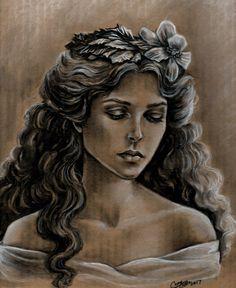 Christine by Muirin007.deviantart.com on @DeviantArt