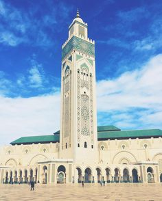 Once upon a time in Casablanca. What is you favorite city of Morocco?