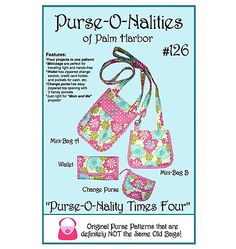 Bags, cute cute cute
