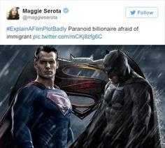 Batman vs Superman new angle :)   http://ift.tt/1N047ru via /r/funny http://ift.tt/1SkTUBS  funny pictures