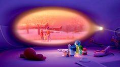 """EL ARTE DEL CINE: Pixar´s """"Inside Out"""" (2015) Posters Personaje y Trailer Internacional"""