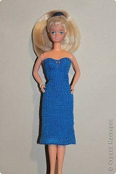 Платье вязанне своими руками