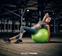 Be stronge! With Sport Zone