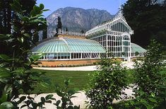 First Pic : Abandoned Victorian Style Greenhouse, Villa Maria, in northern Italy near Lake Como. Photo taken in 1985 by Friedhelm Thomas.
