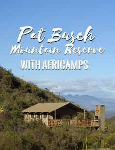 Glamping with AfriCamps at Pat Busch - Going Somewhere Slowly Glamping, Explore, World, Blog, Travel, The World, Viajes, Go Glamping, Destinations
