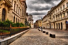 Lipscani Street by Vrabie Ionut on 500px