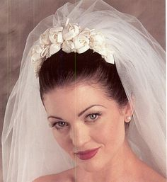Wedding Veils & Head Piece