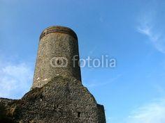 Turm und Ruine der Burg Gleiberg in Wettenberg Krofdorf-Gleiberg bei Gießen in Hessen Berg, Castles, Monument Valley, Germany, Gardens, City, Building, Nature, Travel