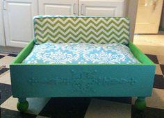 DIY dog bed .Tucker wants one!
