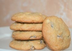 Amish Friendship Bread Chocolate Chip Cookies  Liz don't give these to me....I don't want your friendship