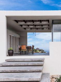'beach house  003' by campos leckie studio, zacatitos, mexico