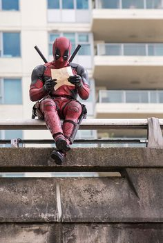 Awesome DEADPOOL Character Images Finally Released In Hi-Res
