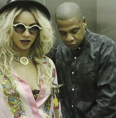 Bey + Jay=SWAG!!