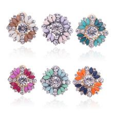 New Hot Crystal Stud Earring Fashion Small Earring For Women Fine Jewelry Boucles Pendientes Gift BE168(China (Mainland))