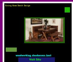 Dining Room Bench Design 064128