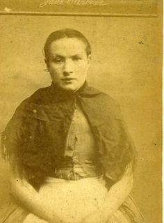 Jane Cartner stole a silver watch and was sentenced to 6 months at Newcastle City Gaol. Age (on discharge): 22 Height: Hair: Light Brown Eyes: Blue Place of Birth: Newcastle Status: Married John Taylor, Newcastle, Old Photos, Vintage Photos, Celebrity Mugshots, History Images, Time Warp, London Life, Australia
