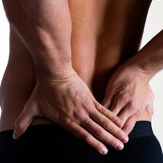 8 Myths About Your Back -- Busted eg exercise can hurt your back & cause pain