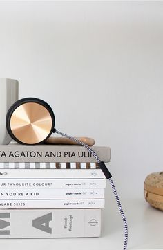On trend with our MONOCLE in polished copper @apieceofcake82