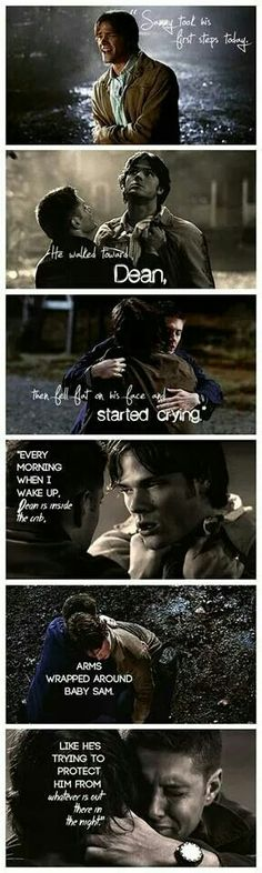 Except from John Winchester's journal