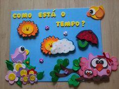 decoração sala de aula maternal - Pesquisa Google