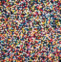 Gerhard Richter, 1024 Farben