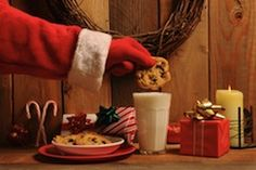 As Christmas approaches, the kids are likely getting more and more excited about Santa's upcoming visit to deliver toys, especially if they've been exceptionally good this year.  And, talk has probably started about what kind of cookies they should leave out for Santa on Christmas Eve to ensure that they stay in his good graces.