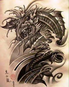 - Dragon Fish