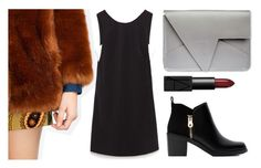 """""""Untitled #429"""" by celia-houston ❤ liked on Polyvore featuring moda, Zara y NARS Cosmetics"""