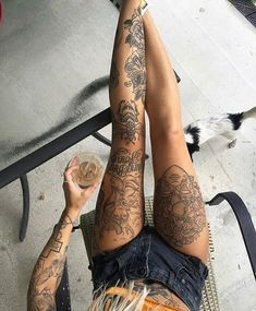 Follow @tattooinkspiration for more !! ❣️ - @braady