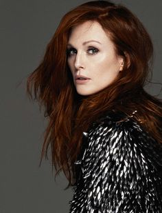 Julianne Moore is an amazing actress! For Example: in the map to the stars and still alice and her role as president coin in Mockingjay part 1 and 2!!  If you like this picture plz follow me