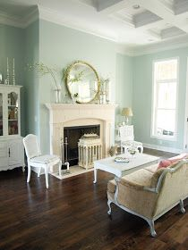 Less-Than-Perfect Life of Bliss: Simple Spring Decorating