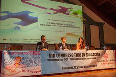 El VIII Congreso TICC concluye impulsando a los centros educativos a utilizar las TICC como elementos didácticos habituales http://revcyl.com/www/index.php/educacion/item/5127-el-viii-congreso-ticc-concluye-impulsando-a-los-centros-educativos-a-utilizar-las-ticc-como-elementos-did%C3%A1cticos-habituales