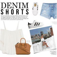 The Final Cut: Denim Shorts