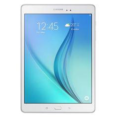 Tablet Samsung T550 Galaxy Tab A 9.7N WIFI 16 GB blanca #iphone #blogtecnologia #tecnologia