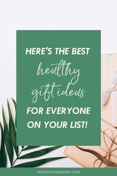 Here's the best healthy holiday gift ideas for everyone on your list this year! These are gifts that keep giving, over and over again, to myself, my loved ones, my community, small, local and consciously-owned businesses and the environment. #giftguide #healthygifts Healthy Lifestyle Tips, Healthy Habits, Holiday Gift Guide, Holiday Gifts, Clean Diet, Hormone Imbalance, Hormone Balancing, Wellness Tips, Feel Good
