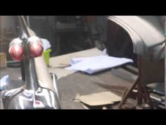 Hand made parts sofa Cadillac de Ville
