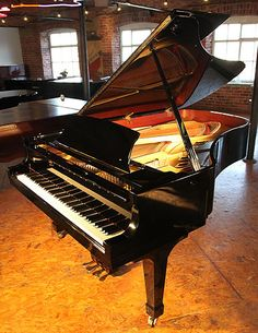A pre-owned Boston GP218 Performance grand piano with a black case and polyester finish at Besbrode Pianos £15,000. #bostonpiano http://www.besbrodepianos.co.uk/piano-sale/boston-GP218-grand-piano-1.htm