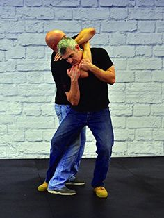 Mastering Krav Maga Rear Arm Choke Defenses - http://www.exercisejoy.com/mastering-krav-maga-rear-arm-choke-defenses/martial-arts/