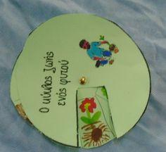 5ο ΝΗΠΙΑΓΩΓΕΙΟ ΚΑΛΑΜΑΤΑΣ-ΤΟ ΡΟΛΌΙ ΜΕ ΤΟΝ ΚΥΚΛΟ ΖΩΗΣ ΕΝΟΣ ΦΥΤΟΥ Easy Arts And Crafts, Autumn Crafts, Science And Nature, Decorative Plates, Blog, How To Make, Kids, Young Children, Boys