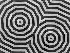 Stripe pattern.