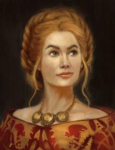 cersei lannister by Hacs.deviantart.com on @DeviantArt