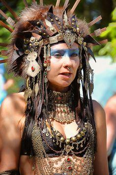 Warrior Princess   Flickr - Photo Sharing!
