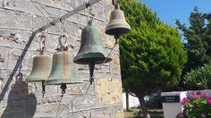 Koroni Castle Decorative Bells, Greece, Castle, Home Decor, Decoration Home, Interior Design, Home Interior Design, Grease, Home Improvement