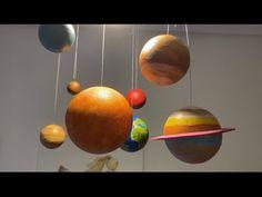 Como Hacer Un Móvil Del Sistema Solar Youtube Sistema Solar Movil Sistema Solar Manualidades Sistema Solar